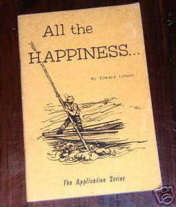 """Обложка книги """"Где ты, счастье?"""""""