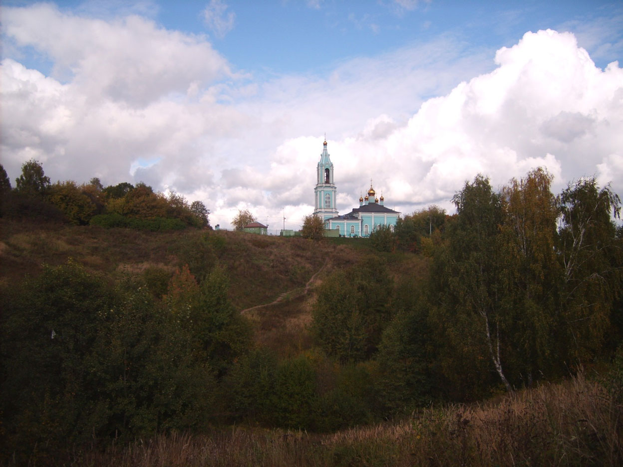 Церковь в крылатском