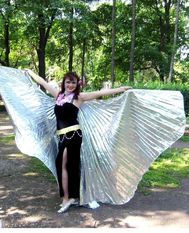 Аня - Танец бабочки