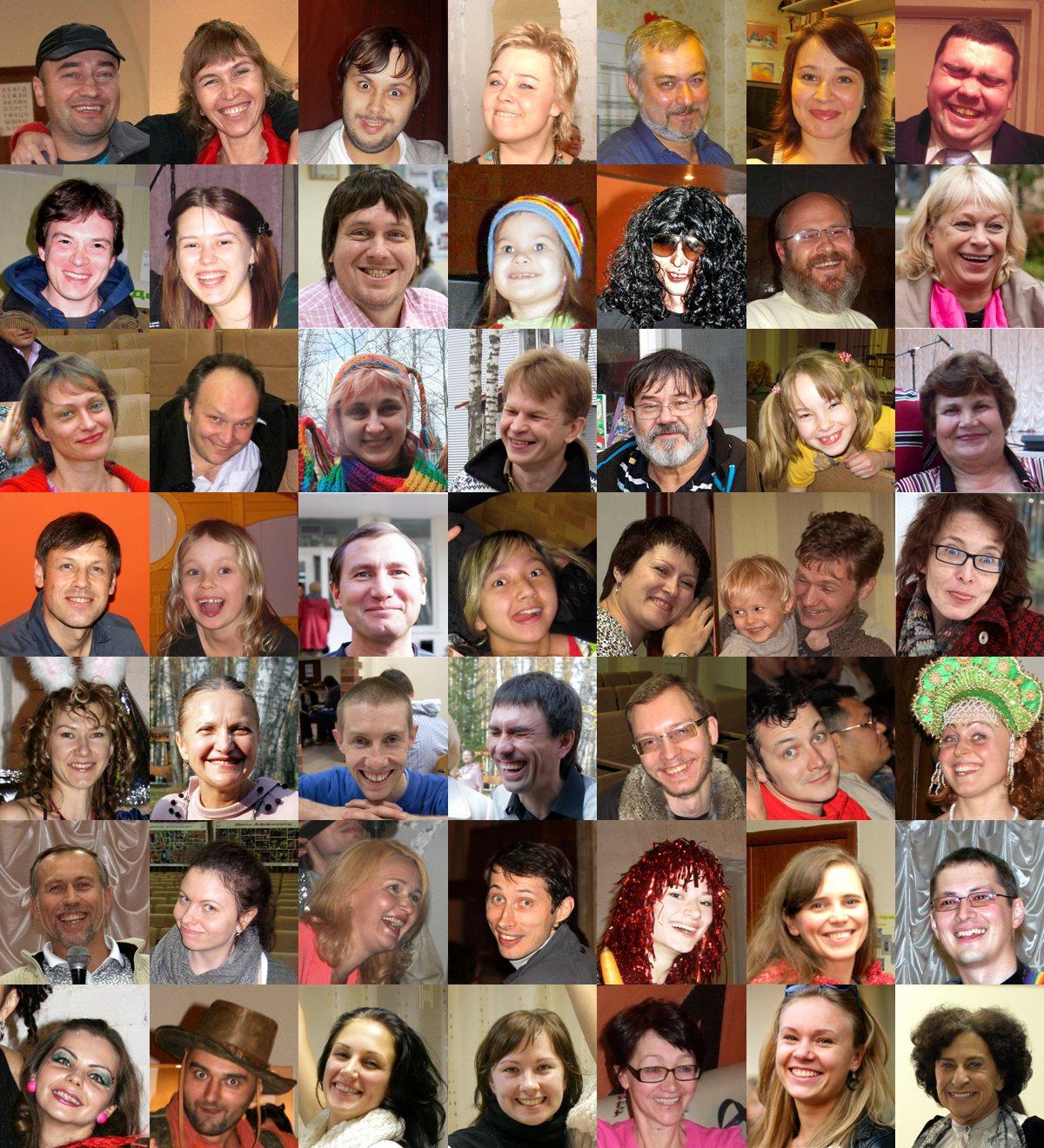 100 самых тетных в мире улыбок 1