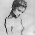 Bondar, Бондарь Анастасия, Рисунок, человек